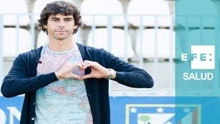 La camiseta cardiosaludable de Tiago Mendes