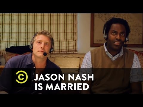 Jason Nash Is Married  Deleted   Black Friends