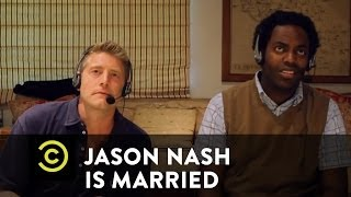 Jason Nash Is Married - Deleted Scene - Black Friends