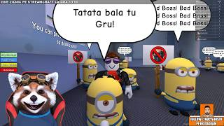 SALVEZ MINIONII in OBBY ROBLOX