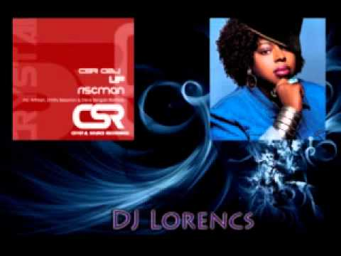 Riscman - Up (Anhkens Dark Remix) vs. Angie Stone - Wish I didn't Miss You (DJ Lorencs Edit)