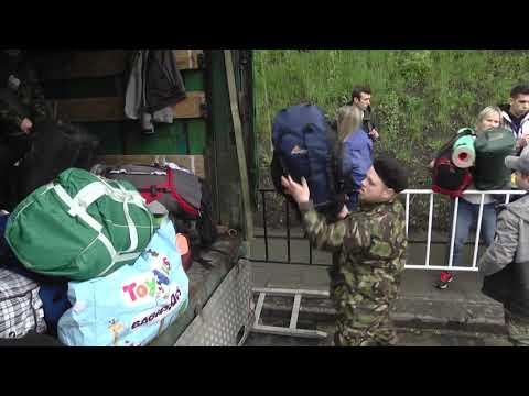 Zaxid.Net: Зі Львова на прощу до Унева вирушили паломники
