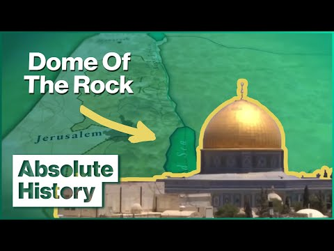 Pilgrimage With Simon Reeve: Jerusalem | Absolute History