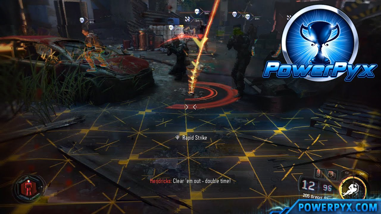 Call of Duty: Black Ops Trophies • PSNProfiles.com