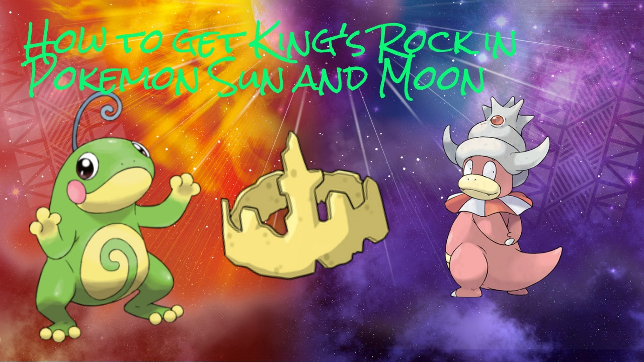 pokemon sun how to break rocks
