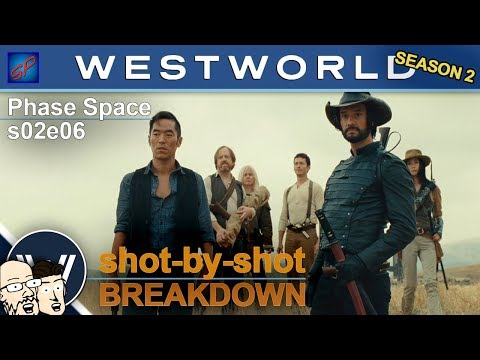 "Westworld s02e06 ""Phase Space"" Shot-by-Shot Recap, Review & Discussion"
