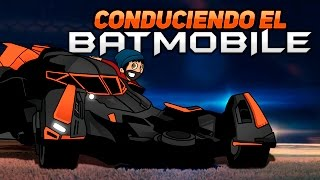 ¡CONDUCIENDO EL BATMOBILE Y ABRIENDO COFRE DEL CAMPEÓN! - Rocket League | iTownGamePlay