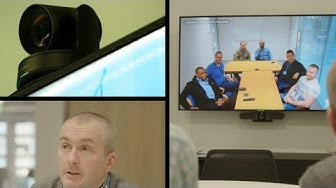 Case Study: UK Department for Work & Pensions Reduces Travel Costs with Logitech Video Conferencing