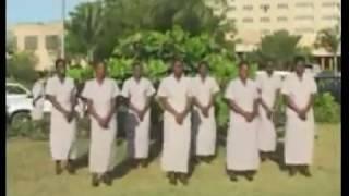 Tabata Mennonite Choir - Getsemane (Official Video)