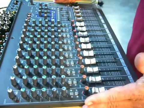 Mesa de mezcla limpieza mp4 youtube for Mesa de mezclas fonestar