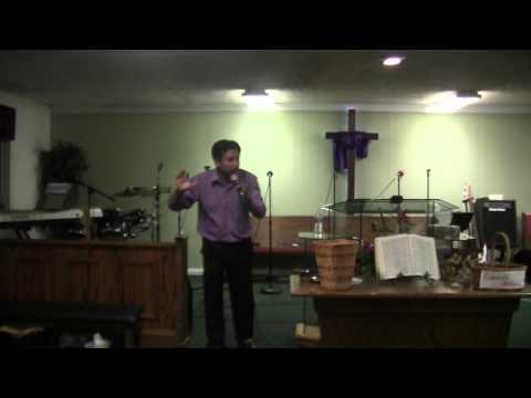 Ramon Reyes Predicando En La Iglesia De La Profecia En Columbus IN  843 3671794