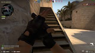 Counter strike / Clutch 4x1 de Glock , Vencemos ??