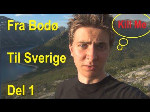 Eventyret fra Bodø til Sverige del 1