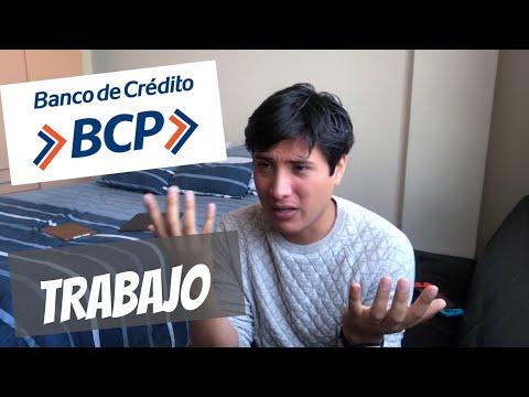 Trabaja en el BCP, como fue mi experiencia, entrevista y selección