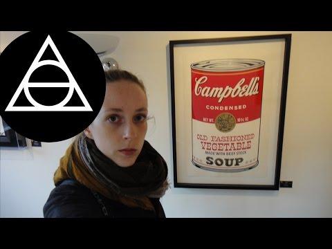 ARTVLOG   Banksy & Warhol - Moco Museum Amsterdam