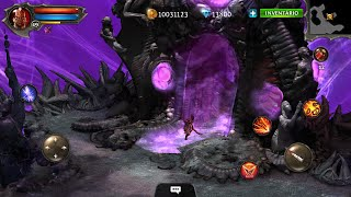Dungeon Hunter 4 - O FINAL, Gameplay Android!