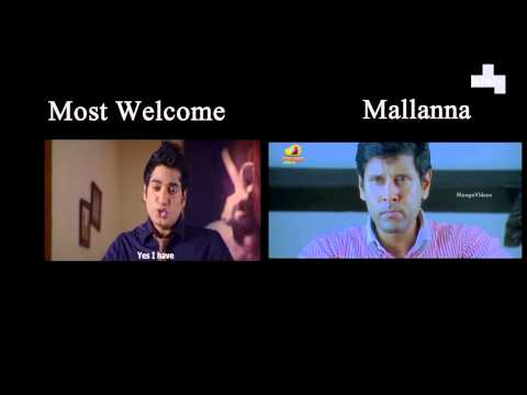Originality: Copy and Paste from Mallanna to Most Welcome by M A Jalil Ananta