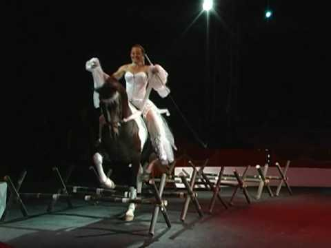 The Elegant Equestrianism of Caroline Williams
