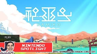 Kamiko US Version [Finale] - Nintendo Spotlight [Nintendo Switch]