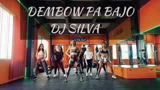 Dembow Pa Bajo Dj Silva Tik Tok Hits Rulya Masrah Zumba Dance Workout Choreography