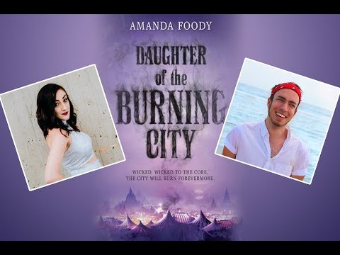 DAUGHTER OF THE BURNING CITY LIVESHOW.