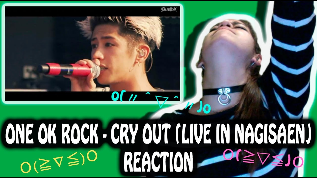 ONE OK ROCK - Cry out (Live in Nagisaen) [Reaction Video] ~THE FEELS~