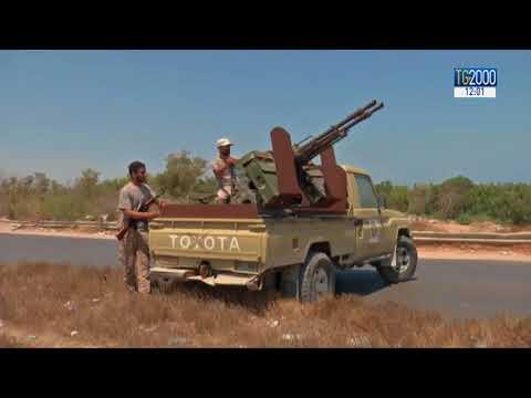 Libia: un paese nel caos. I ribelli verso Tripoli