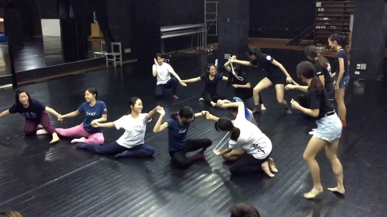 兒童遊戲舞蹈-動作遊戲舞蹈(1-2)B組 - YouTube