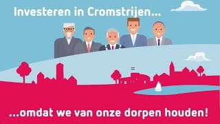 Video-pitch Gemeente Cromstrijen