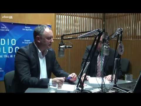 """Radio Moldova. Emisiunea """"Loc de dialog"""". Invitat - Igor Dodon, președintele PSR..."""