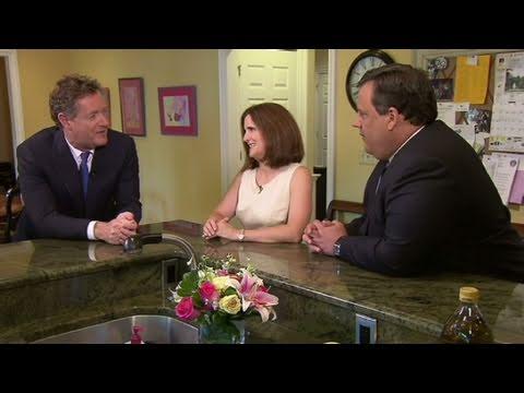 CNN: Gov. Christie's wife on political future