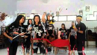 Mahesa Ft Vita Sing sanggup Blue Band