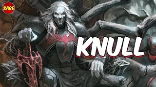 Who is Marvel's Knull? The Symbiote