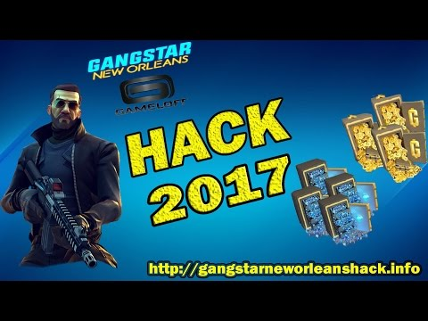 Gangstar New Orleans Hack 2017 - Free Diamonds and Cash