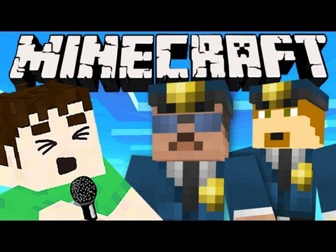 Minecraft - SONG ABOUT COPS