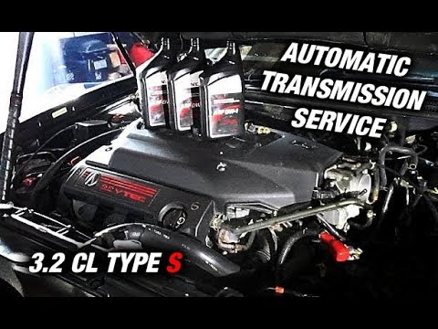 How To Fix Honda Automatic Transmission – Acura CL, TL, Accord, Odyssey