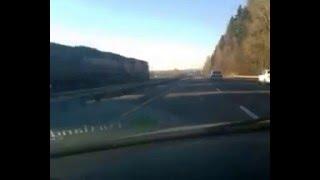 Northwest Driving Timelapse