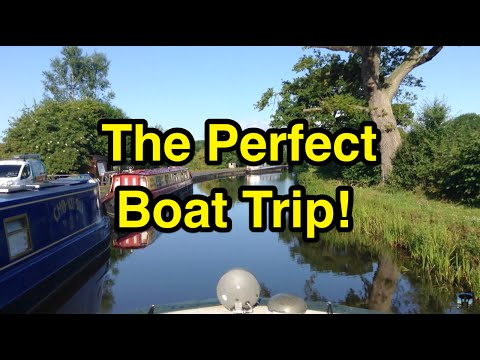 The Perfect Boat Trip! Summers Morning Maestermyn Marina Meander!