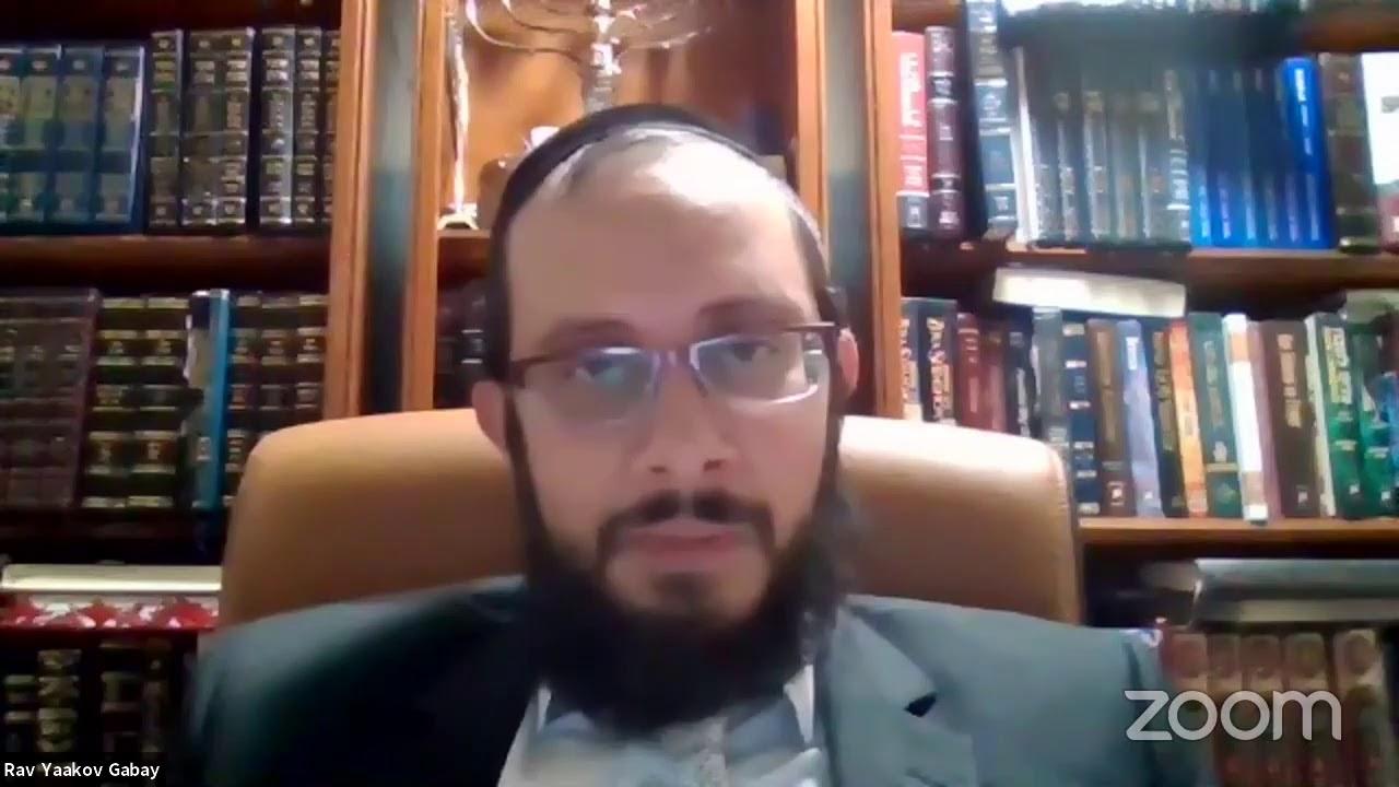 08/09/2020 - L'année où l'on a sonné le Shofar pendant Shabbat ! - Rav Gabay