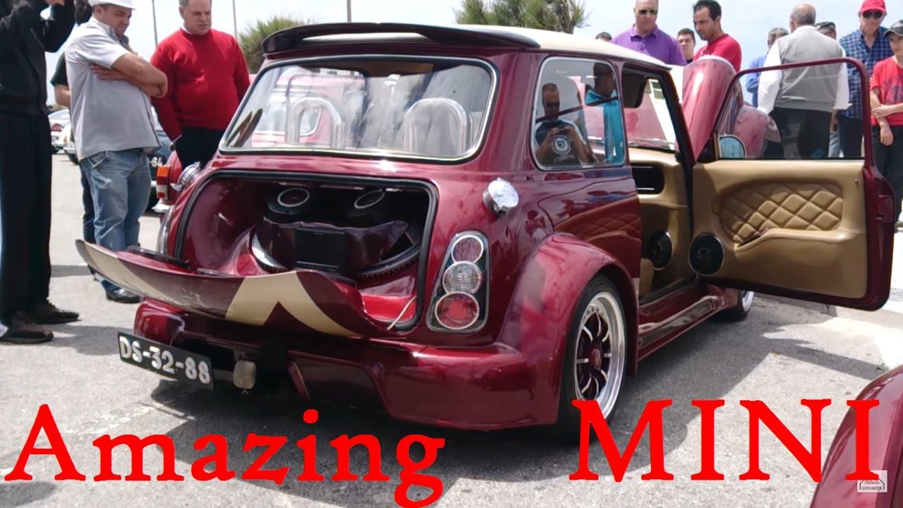 Austin Mini Tuning >> Mini tuning - YouTube