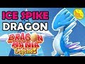 How to Breed the ICE SPIKE DRAGON! 4 BEST Breeding Combinations! - Dragon Mania Legends