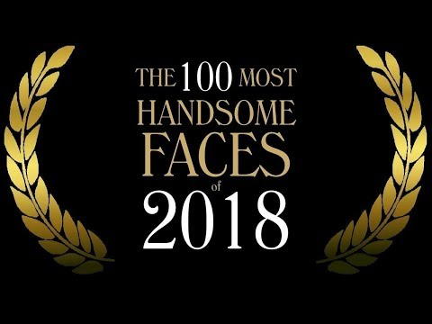 The 100 Most Handsome Faces of 2018 |Sort by Instagram likes|