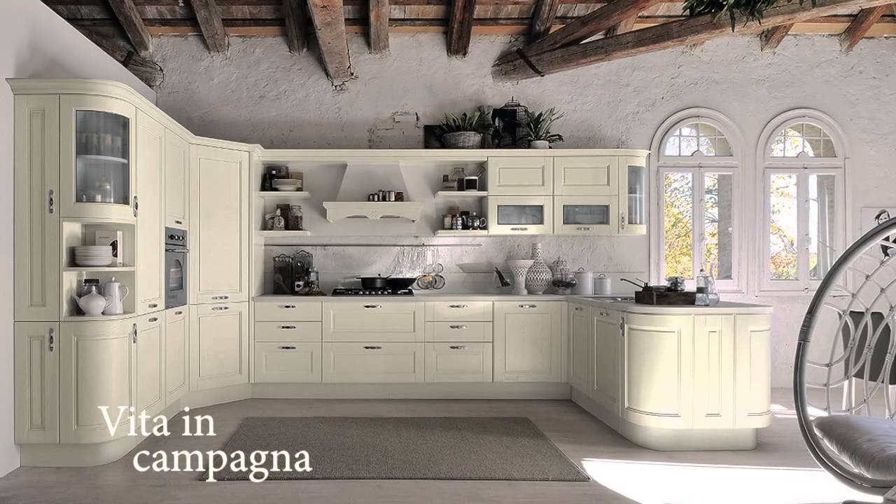 Kuchnia Agnese - Cucine LUBE - YouTube