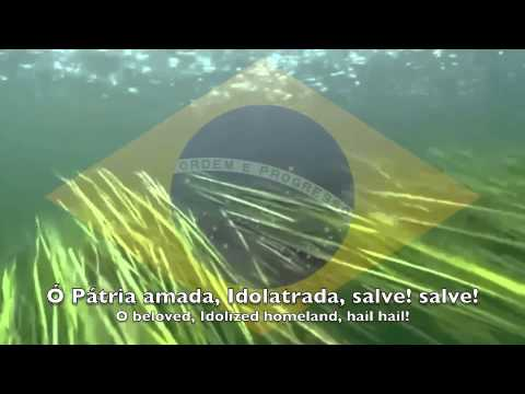 National Anthem: Brazil - Hino Nacional Brasileiro