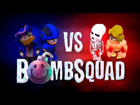 EQUIPOS! - BOMBSQUAD - 1RA PARTE