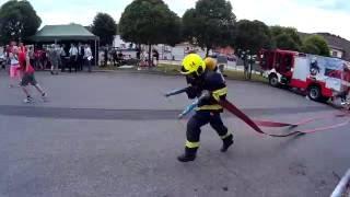 Jakub Kulhánek- Železný hasič- Plánice 2016