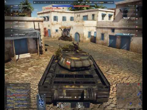 BSWH v 71DMP (War Thunder)
