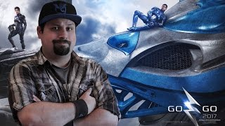 Power Rangers Zords Revealed - Screen Junkies Audition