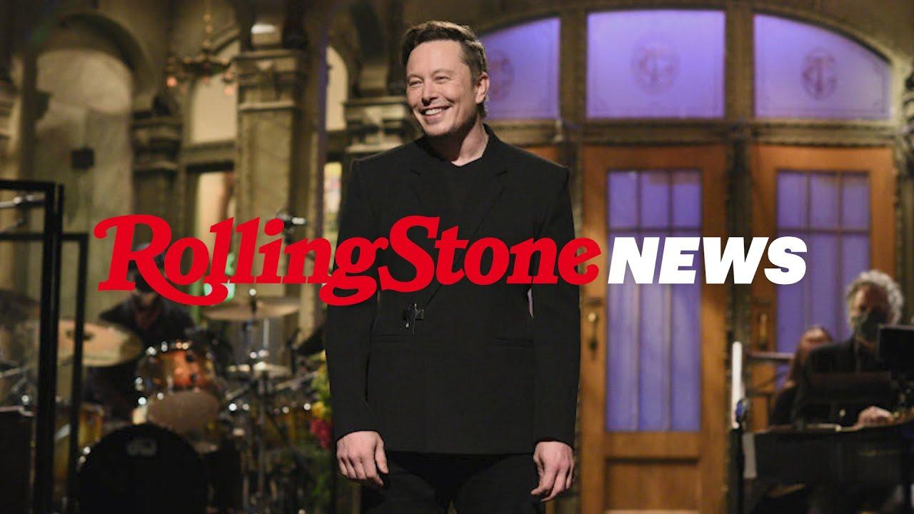 Elon Musk Admits Dogecoin Is 'A Hustle' on 'SNL' Weekend Update | RS News 5/10/21