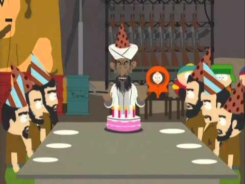 South Park - Osama's Birthday